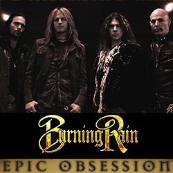 Burning Rain official site