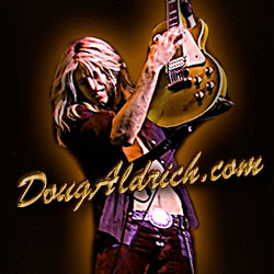 Doug Aldrich official site